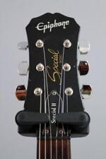 Epiphone Les Paul Special II Black retro JAPAN rare useful EMS F/S*
