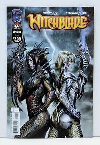 WITCHBLADE    IMAGE COMIC BOOK  #124