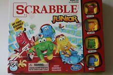 Hasbro Scrabble Junior Family Fun Educational Board game