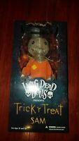 2016 Mezco Living Dead Dolls - Trick r Treat Sam - New in Sealed Box
