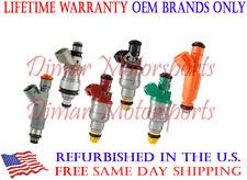 Lifetime Warranty - Single OEM Fuel Injector 3.1L V6 Rochester - 25317465