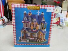 Lemax Golden Summer Days Patriotic House ~ Mint in Box and Nrfb!