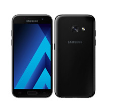 Samsung Galaxy A3 2017 16GB Unlocked 4G LTE Android Smartphone BLACK