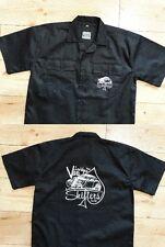 US Viva Las Vegas Shifters Coche Club 2008 PIK Ace Hotrod Nose TIPO Camiseta L