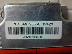 1997 97 Infiniti QX4 Nissan Pathfinder SRS Air Bag Control Module OEM 285561W420