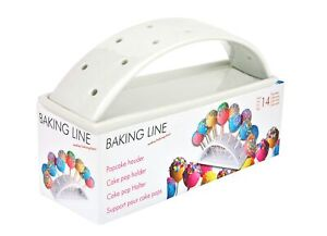 Cakepopständer Cakepop Halter Kuchenlolli Popcake Ständer Cake Pop Porzellan