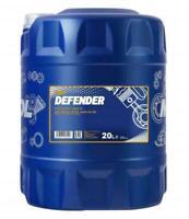 Mannol 20L Defender Semi-Synthetic Engine Oil 10W-40 501.01/505.00 MB229.1 SL