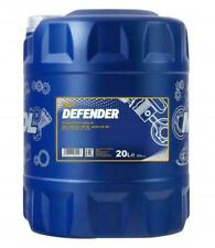 MANNOL 20L Defender Semi-Synthetic Engine Oil A3/B4 10W-40 VW 501/505 MB 229.1
