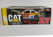 #22 CAT Dealers Ward Burton WHITE & Yellow Caterpillar HOBAS Polaris Racing