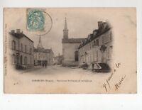 LAMARCHE - Pension St Charles und Straße Belluno (J1703)