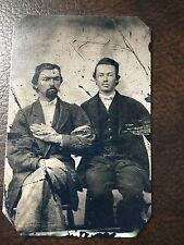 Civil War Confederate Quantrill's Captain George Todd tintype C224RP
