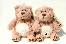 2 x Teddybär 15 cm zum Top Preis! Kuscheltier , Plüschteddy, Kinder Kuschelbär