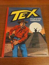TEX  E LA  PIRAMIDE MISTERIOSA  CARTONAT0