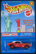 1:64 Hot Wheels Otter Pops 1967 Camaro Special Edition