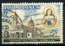Filippine 1958 Mi. 622C Usato 100% Cattedrale de Manille