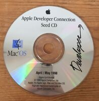 1998 Macintosh Mac OS Operating System Developer Connection Seed CD IP 6.0