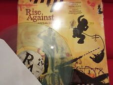 Rise Against Appeal To Reason Clear Gatefold Vinyl LP Brand New-Never Played!!