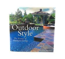 OUTDOOR STYLE by Suzanne Pickett Martinson (2003) 1st impression SIGNED!!