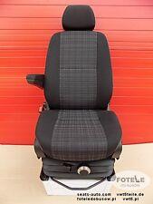 MB Sprinter 906 Fahrersitz 2015-17 TUNJA Luftfederung Einstellungsmöglichkeiten