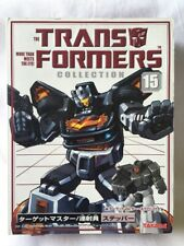 Transformers Collection #15 Stepper Action Figure, New!! 2003 Japan Import