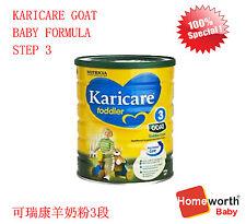 KARICARE GOAT BABY FORMULA STEP 3   可瑞康羊奶婴儿奶粉三段