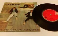 """VINYL 7"""" SINGLE - EVERY LITTLE THING SHE DOES IS MAGIC - THE POLICE - AMS8174"""