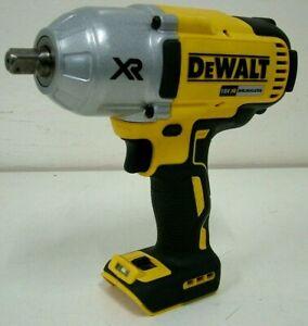 DeWalt DCF899-XE 18V XR Li-ion Cordless Brushless High Torque Impact Wrench