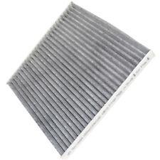 HQRP Filtro de aire de carbón de cabina compatible con Lexus RX400h Hybrid 06-09