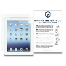 Spartan Shield Tempered Glass Screen Protector For Apple iPad 2nd Gen Tablet