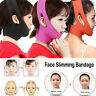 Reduce Double Chin Face Strap Face-lift Bandage Belt Shape Facial Slimming Mask-