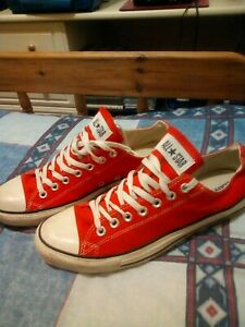 Converse All Stars Low Top UK size 10