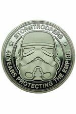 Star Wars Stormtrooper limitierte Münze - Limited Coin neu ovp.