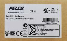Pelco Ixp31 Sarix Ixp Ipcamera24v3 Mpfixed Daynt