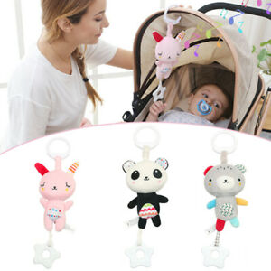 Baby Plush Hanging Toys Cute Animal Infant Stroller Pendant Gifts