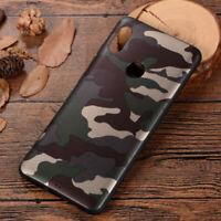 Cover HUAWEI P30 LITE MIMETICA Militare Morbida Custodia Silicone Camouflage