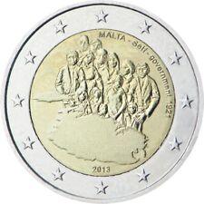 """2 euro commémorative  2013 Malte """"NEUVE UNC"""" Gouvernement"""