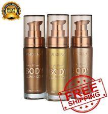 PHOERA Shimmer Face Body Makeup Bronzers Liquid Foundation Highlighter Cream