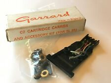 NEW ORIGINAL GARRARD C2A  CARTRIDGE CARRIER / SLIDE              fcb18.26