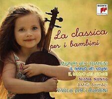 CD musicali per Bambini compilation