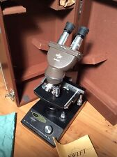 Swift SRL Professional Microscope