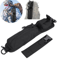 Tactical Nylon Molle Pouch Backpack Shoulder Strap Belt Bag Hunting Tools Pouch