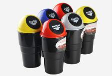 Papierkorb Mülleimer kann Müll Staub Kartonhalter Mini Home Office Auto Fahrzeug