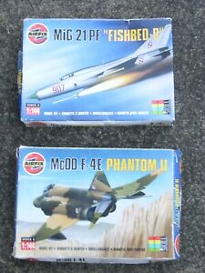 AIRFIX BOXED KITS, MULTI-LISTING