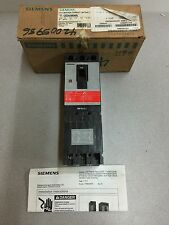 New In Box Siemens 60 Amp 3 Pole Current Limiting Circuit Breaker Ced63B060L