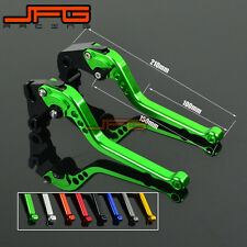 Regular Brake Clutch Levers For KAWASAKI ZX6R/ZX636R/ZX6RR ZX10 VERSYS1000 ZX12R