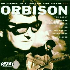 Roy Orbison – The German Collection - The Very Best of / VIRGIN RECORDS CD 2000
