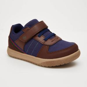 Toddler Boys' Dayton Sneakers Brown - Surprize by Stride Rite (Size 7)
