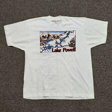 VTG 80's Lake Powell Arizona UtahTshirt Size Large Deadstock Single Stitch