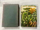 Green Mansions W.H. Hudson 1936 Heritage Press A Romance Of The Tropical Forest