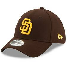 San Diego Padres New Era Team Classic 39THIRTY Flex Hat - Brown